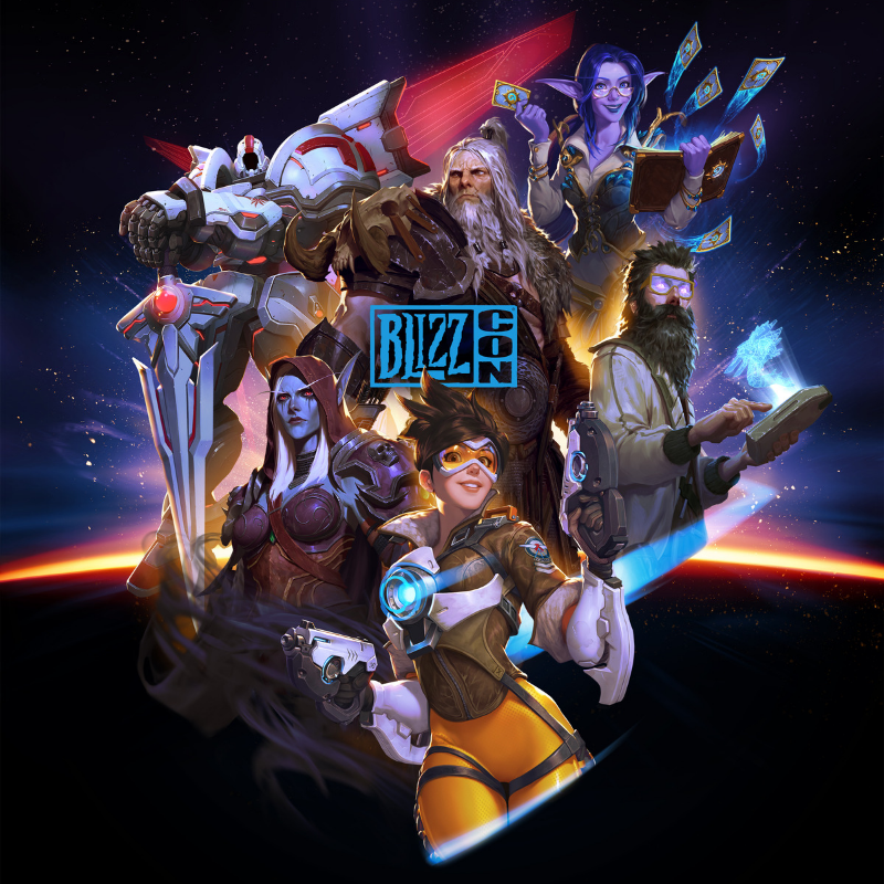 BlizzCon 2019 Key Art Revealed! - News - DiabloFans