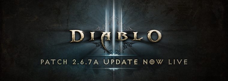 Patch 2.6.7a Now Live