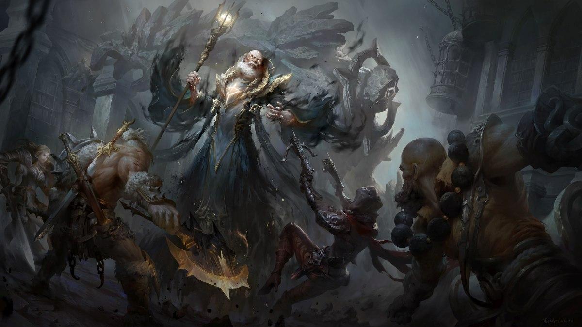 Diablo Immortal: World And Q&A Panel Recap - News - DiabloFans